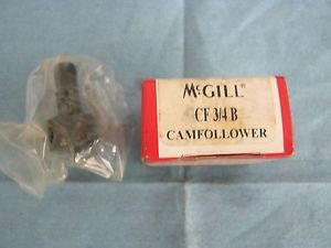 McGill  Model: CF¾-B Camfollower Roller Bearing.  New Old Stock