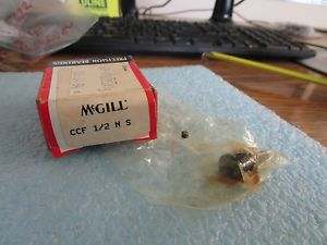 McGill  Model: CCF-½  H S Camfollower Roller Bearing.  New Old Stock