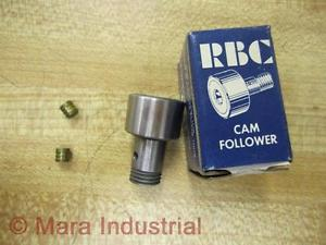 RBC Bearings CH 24 S Cam Follower (Pack of 3)