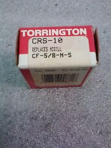 Torrington CRS-10 Cam Follower Roller Bearing  McGill CF-5/8-N-S     (lot of 4)
