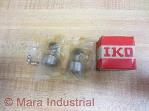 IKO CR 14 VUU CR14VUU Cam Follower Bearing (Pack of 2)