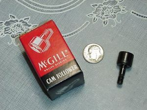 McGill CF-1/2-S Cam Follower 1/2 Inch Bearing  IN BOX!