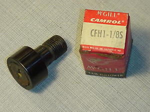McGill Camrol CFH 1 1/8 S Cam Follower Stud New In Box!