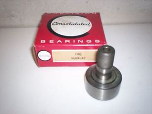 NOS! CONSOLIDATED CAM FOLLOWER BEARING NUKR-47 NUKR47