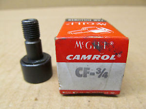 1 NIB CF-3/4 CF3/4 CF34 CAMFOLLOWER NEEDLE ROLLER BEARING