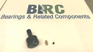CRSC20 STUD CAMFOLLOWER W/CROWNED OD CAM FOLLOWER NEEDLE ROLLER BEARING ASSEMBLY