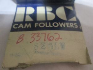 RBC Bearing Cam Follower S20LW Cam-Centric S-20-LW