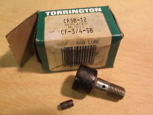 Torrington CRSB-12 Replaces McGill CF-3/4-SB Cam Follower Bearing *FREE SHIP