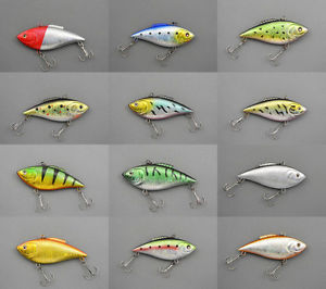 Fishing Lures Crankbait Crank Hard Baits Freshwater Swimbait Fly Sinking RHP-90