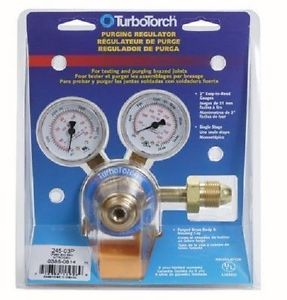 Turbo Torch 0386-0814 500 PSIG Nitrogen Purge Regulator 245-03P RHP400