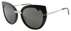 Authentic Marc by Marc Jacobs MMJ 489 RHP Black Sunglasses Grey Gradient Lens