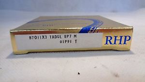 IN BOX RHP B7011X3 TADUL EP7 M SUPER PRECISION BEARING