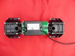 Salamander RHP100 Twin Shower Pump