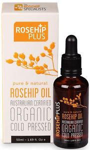 RosehipPLUS Rosehip Oil Pure And Natural 50ml