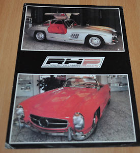 RHP Mercedes Benz 300 SL Roadster Replica Brochure Prospekt