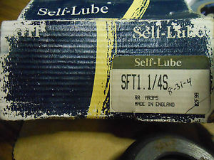 RHP SELF-LUBE FLANGE BEARING SFT1-1/4S  AR3P5 ………. WQ-12