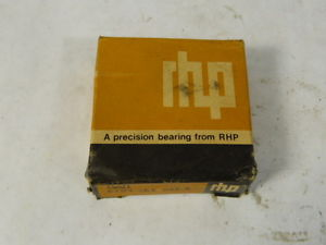 RHP 6204-2RS Deep Groove Ball Bearing !  !