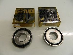 2 – Fafnir / RHP Roller Bearing, # MM25BS62 DUH, Used, Good Condition