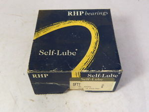 RHP SFT1 Bearing Flange 2 Bolt 1 IN Shaft !  !