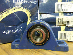RHP SELF-LUBE PILLOW BLOCK BEARING SL 7/8  AR3P5 ………. WQ-08
