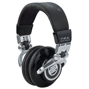Reloop RHP-10 Professional DJ Headphones (Solid Chrome) ! Free 2-Day Delivery