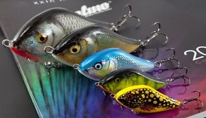 SALMO SLIDER 5cm 6cm 7cm 10cm FLOATING – Jerkbait – All Colours