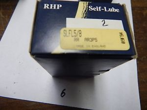 RHP SLFL 5/8 Self Lube Bearing Unit # 2