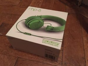 Reloop RHP-GREEN 6 Compact-Ear Headphones-GREEN
