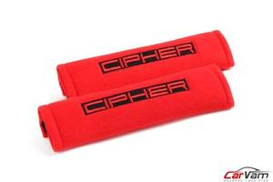 Cipher Auto – Red 2 Inches Harness Pads (CPA8000RHP-RD)