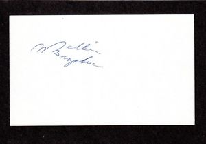 Melvin Brazoban RHP MINOR LEAGUER RANGERS SIGNED AUTOGRAPH AUTO 3×5 INDEX COA