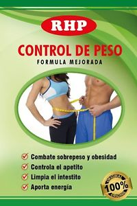 RHP Lose weigth and Control 100% Natural Body Detox, Colon Cleanse, Colon Health