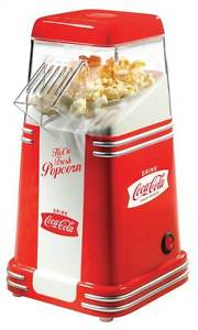 Coca-Cola Series Mini Hot Air Popcorn Popper [ID 3097227]