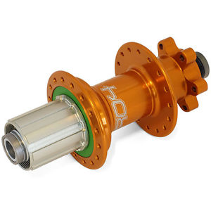 Hope Pro 4 Rear Hub 36H 150×12 44Pt Engagement Orange – Brand New