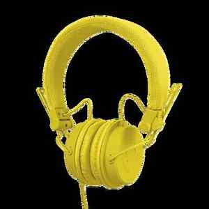 Reloop RHP-6 Ultra Compact DJ and Lifestyle Headphones Yellow