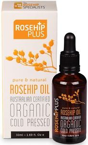 RosehipPLUS Rosehip Oil Pure And Natural 30ml