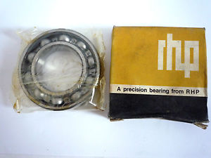 RHP 6211 C3 DEEP GROOVE PRECISION BEARING  / OLD STOCK