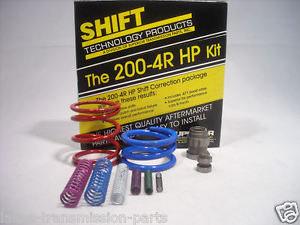 SUPERIOR 200 4R  HP TRANSMISSION SHIFT CORRECTION KIT 81-90