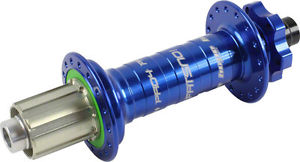 Hope Fatsno Pro 4 Rear Hub 32H 197mm x 12mm Blue