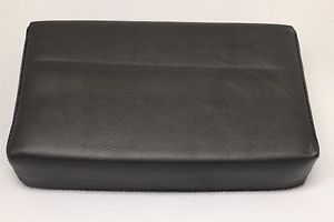 Goodman Specialty Pillow #400 Black Rectangle Tanning Pillow