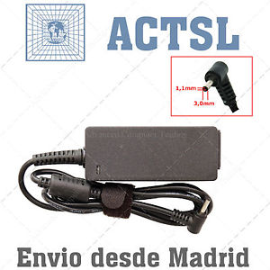 Charger for Asus ZenBook UX21E-RHP5 19v 2,37a 3.0*1.0mm