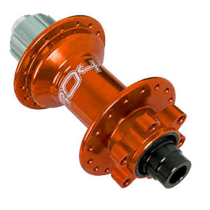 Hope Pro 4 Rear Hub 36H Trail Single Speed 142×12 88Pt Eng Orange New