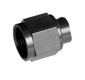 Redhorse Performance 929-08-2 -08 Two Piece An/Jic Flare Cap Nut – Black