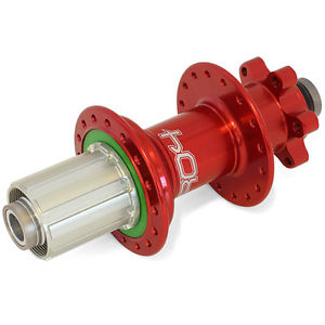 Hope Pro 4 Rear Hub 32H 150×12 Steel Freehub Body 44Pt Eng Red – Brand New