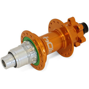 Hope Pro 4 Rear Hub 36H 157×12 XD SRAM 11 Speed 44Pt Eng Orange New