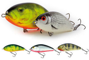 COLOR 2016 Jerkbait Salmo Fatso F14S / 14cm 110g / sinking lures / Esche