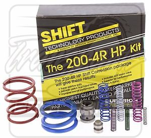 200-4R 2004R Transmission High Performance Shift Correction Kit