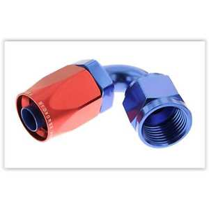 Red Horse Products 0120-10-1 -10 120 degree female aluminum hose