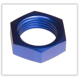 Red Horse Products 924-04-1 Bulkhead Nut -04 AN/JIC ALUMINUM BULKHEAD NUT –
