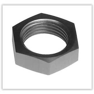Red Horse Products 924-04-2 Bulkhead Nut -04 AN/JIC ALUMINUM BULKHEAD NUT –