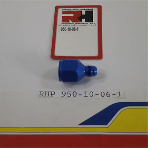 Red Horse Products 950-10-06-1 Female To Male Reducer -10 FEMALE TO -06 MALE AN/
